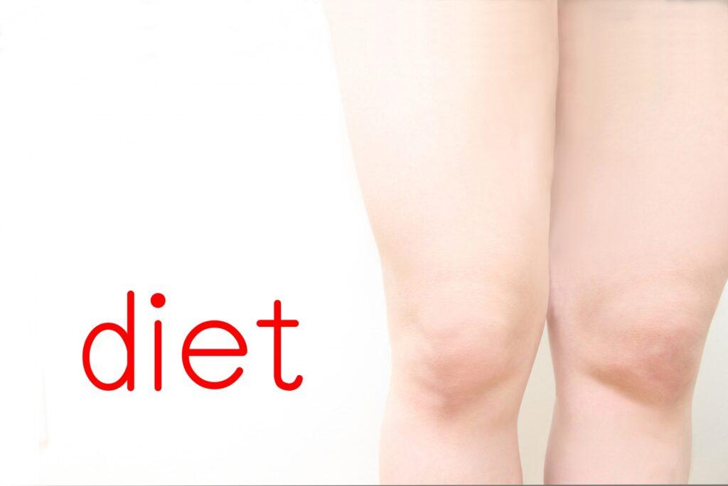 足だけ痩せない本当の理由